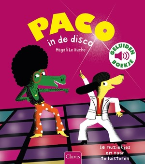 Paco in de disco