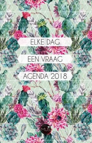 Elke dag een vraag agenda - 2018