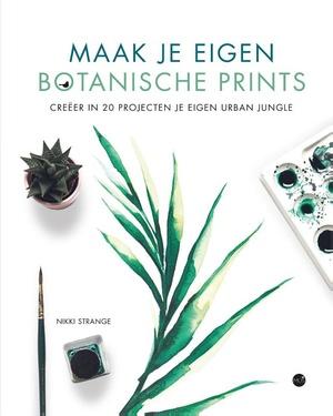 Maak je eigen botanische prints