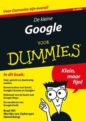 De kleine Google voor Dummies