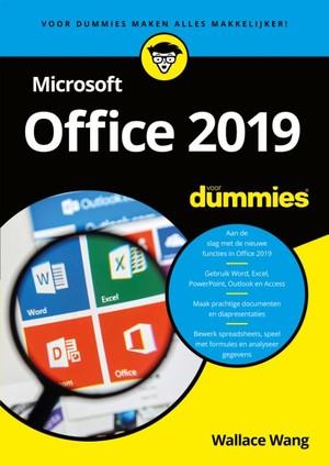 Microsoft Office 2019 voor Dummies