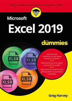 Microsoft Excel 2019 voor Dummies