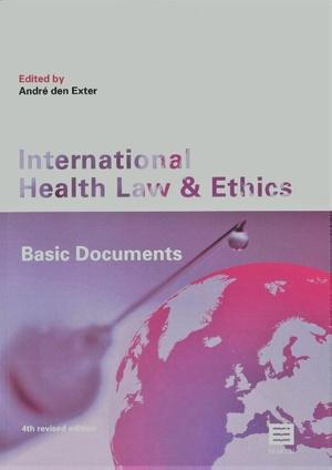 Internional Health Law and Ethics