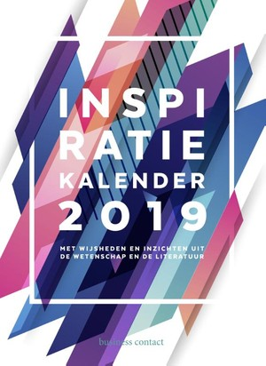 Inspiratiekalender - 2019