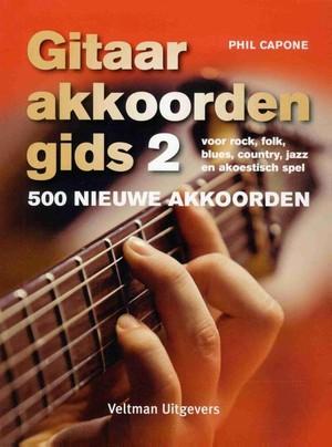 Gitaarakkoordengids - 2 voor rock, folk, blues, country, jazz en akoestisch spel