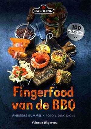 Fingerfood van de grill en BBQ