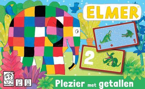 Elmer - Plezier met getallen