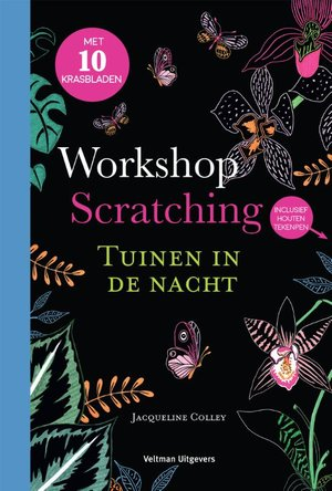Workshop scratching: Tuinen in de nacht