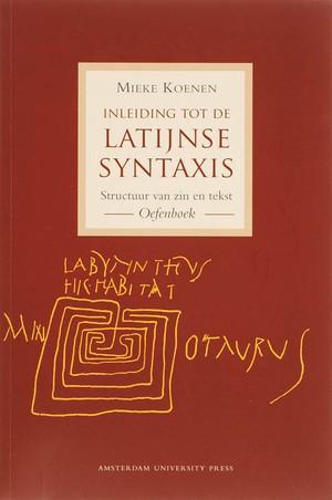Inleiding tot de Latijnse syntaxis - Oefenboek
