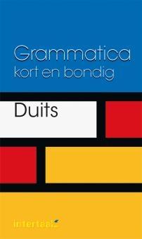 Duits - Grammatica Kort En Bondig