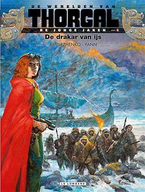Thorgal - De Drakar van ijs