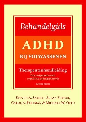 Behandelgids ADHD bij volwassenen, therapeutenhandleiding - tweede editie