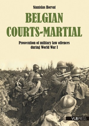 Belgian courts-martial
