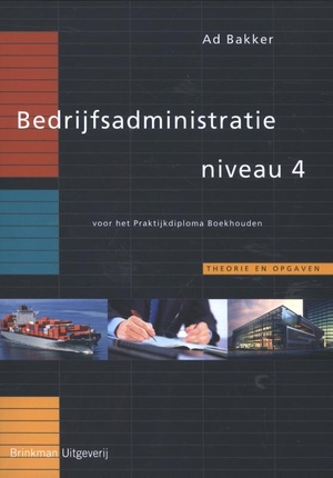 Bedrijfsadministratie - Niveau 4