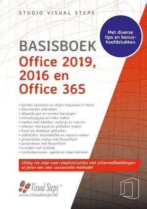 Basisboek Office 2019, 2016 en Office 365
