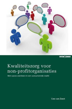 Kwaliteitszorg voor non-profitorganisaties