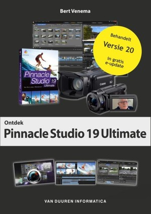 Pinnacle Studio 19 & 20
