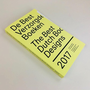 De Best Verzorgde Boeken 2017   The Best Dutch Book Designs
