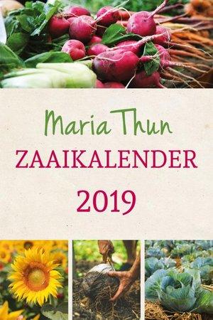 Maria Thuns Zaaikalender 2019