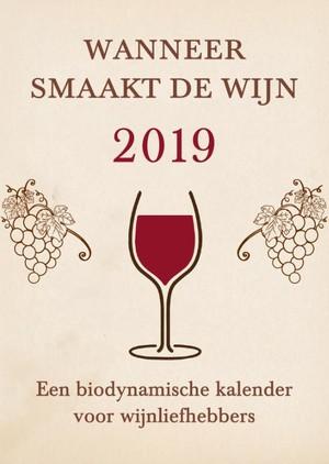 Wanneer smaakt de wijn - 2019