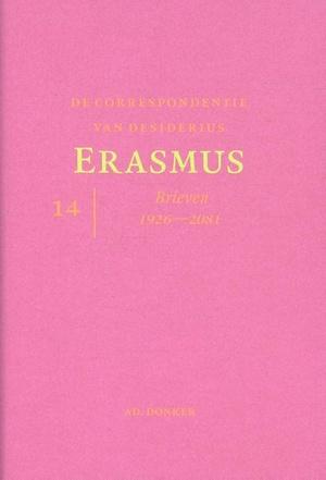 De correspondentie van Desiderius Erasmus - deel 14 Brieven 1926 - 2081