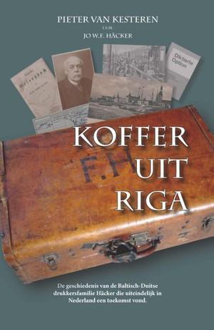 Koffer uit Riga