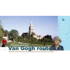 Van Gogh Fietsroute: Eindhoven - Parijs