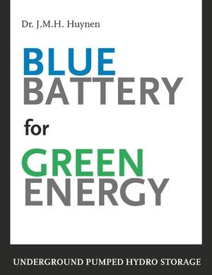 Blue battery for green energy