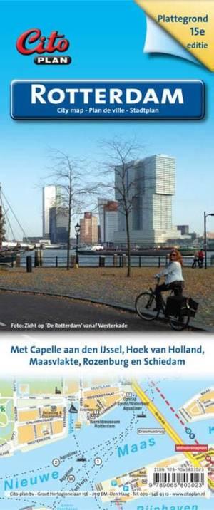 Plattegrond Rotterdam
