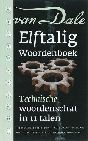 Van Dale Elftalig woordenboek Techniek