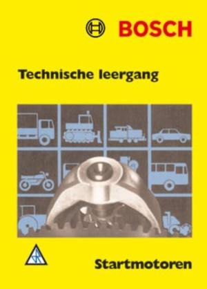 Bosch startmotoren