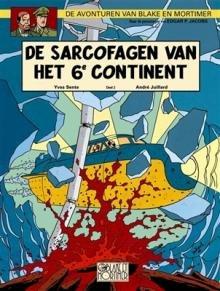 Blake & Mortimer 17 - Sarcofagen Van Het 6de Continent 02