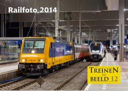 Treinen In Beeld 12 - Railfoto 2014