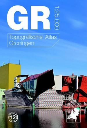 Topografische atlas van Groningen