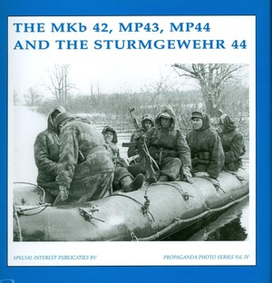 The MKb42, MP43 MP44 and the sturmgewehr 44