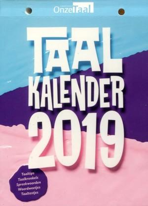 Taalkalender - 2019