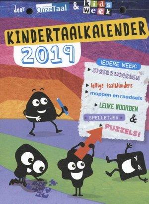 Kindertaalkalender - 2019