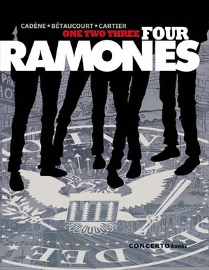 One two three Four Ramones