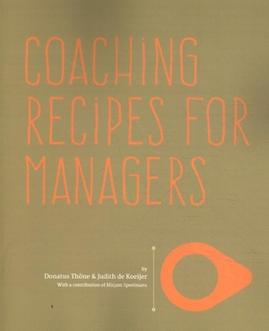 Coaching recipes for managers