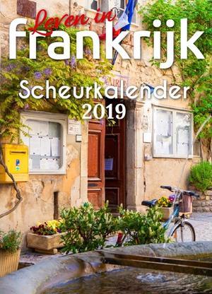 Leven in Frankrijk Scheurkalender 2019
