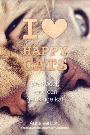 I love Happy Cats Werkboek - WB