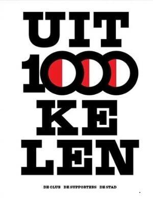 Uit 1000 kelen