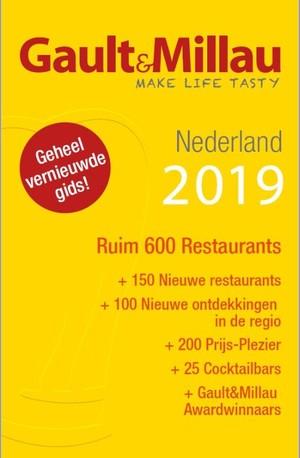 Gault&Millau - 2019 Nederland