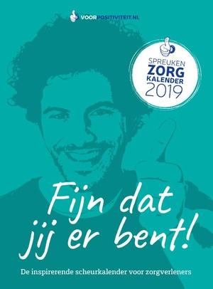 Spreuken Zorgkalender - 2019