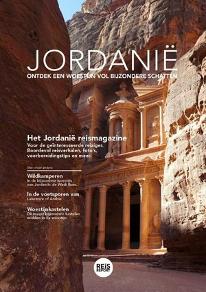 Het Jordanië reismagazine 2019