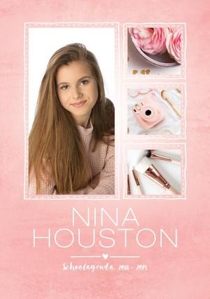 Nina Houston Schoolagenda - 2018/2019