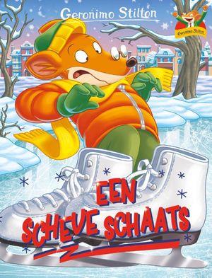 Een scheve schaats