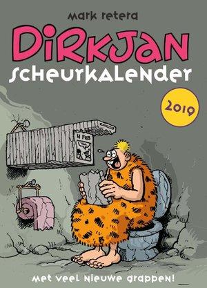 Dirk Jan scheurkalender 2019