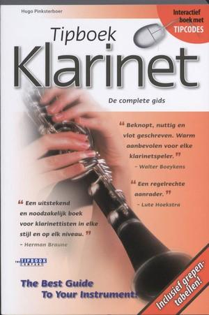 Tipboek Klarinet