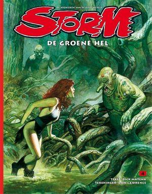 Storm - 4 De groene hel